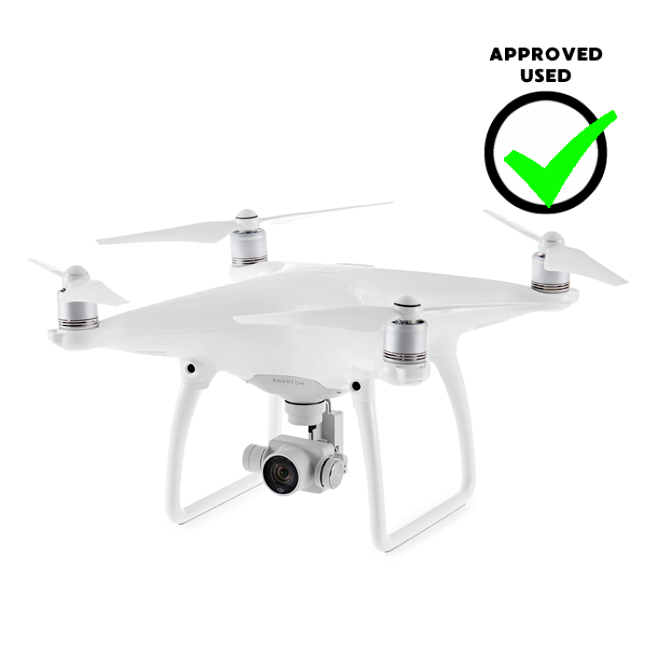 DJI Phantom 4 Camera Drone (Approved Used)
