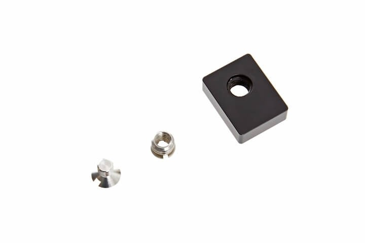 "DJI Osmo 1/4"" and 3/8"" Mounting Adapter for Universal Mount"