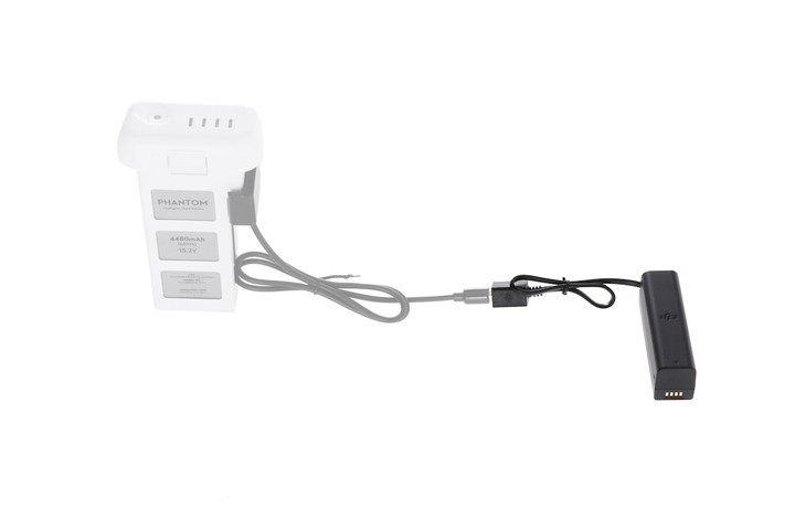DJI OSMO Battery (2 PIN) to DC Power Cable