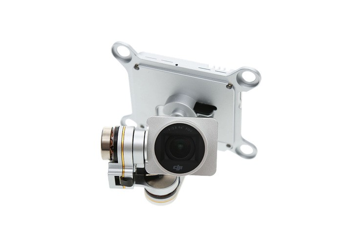 Phantom 3 Advanced - 2.7K Gimbal Camera - Part 06