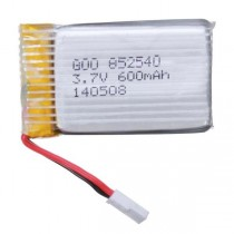 Eachine 3.7V 600mah 25C Lipo Battery