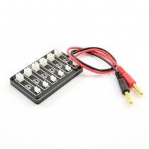 ETRONIX MICRO JST-PH2 PARABOARD WITH FUSE PROTECTION