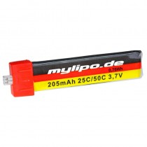 MyLiPo 205mAh 1S Battery 25C/50C
