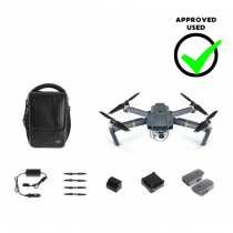 DJI Mavic Pro Fly More Combo Camera Drone (Approved Used)