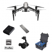 DJI Inspire 2 with ProRes, 4XS/X5S camera (Approved Used)