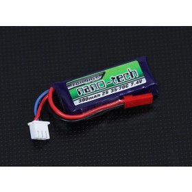Turnigy nano-tech 300mah 2S 35-70C Lipo Battery
