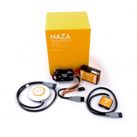 DJI Naza V2 Flight Controller Inc GPS